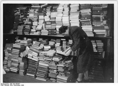 Magazin der Staatsbibliothek zu Berlin