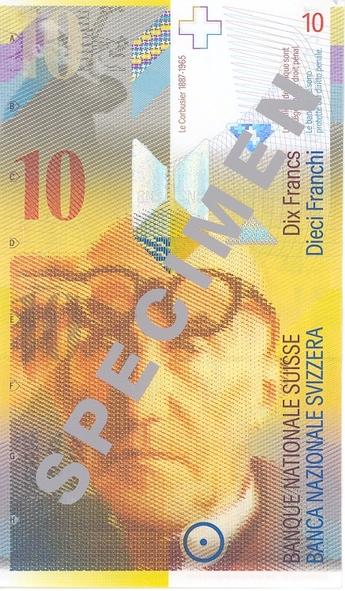 Le Corbusier 10 Frankenschein