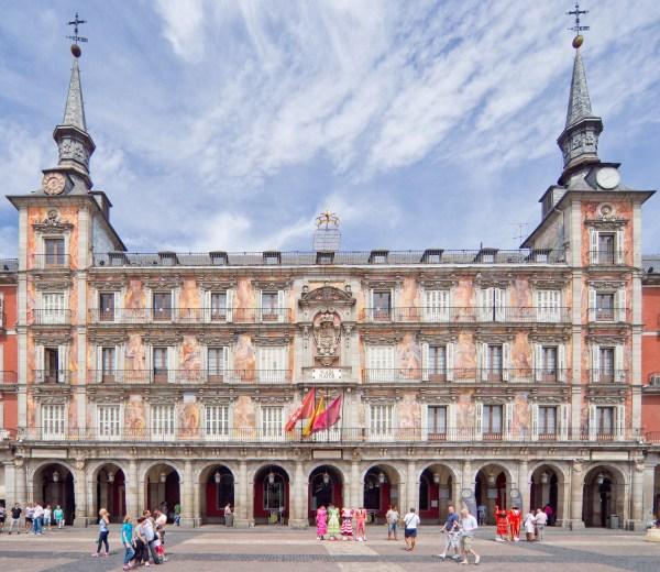 File Casa De La Panader Plaza Mayor