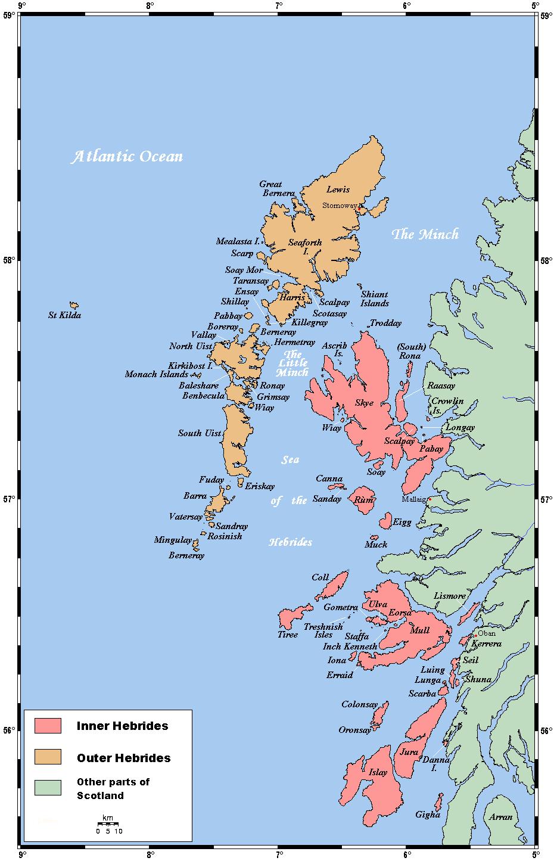 Pig Ear Notch Chart : notch, chart, Hebrides, Wikipedia