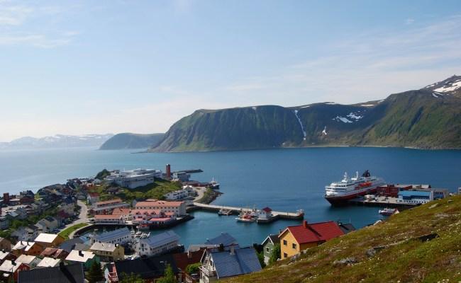 Honningsvåg Norway 3872 2592 Os By Sam707 In