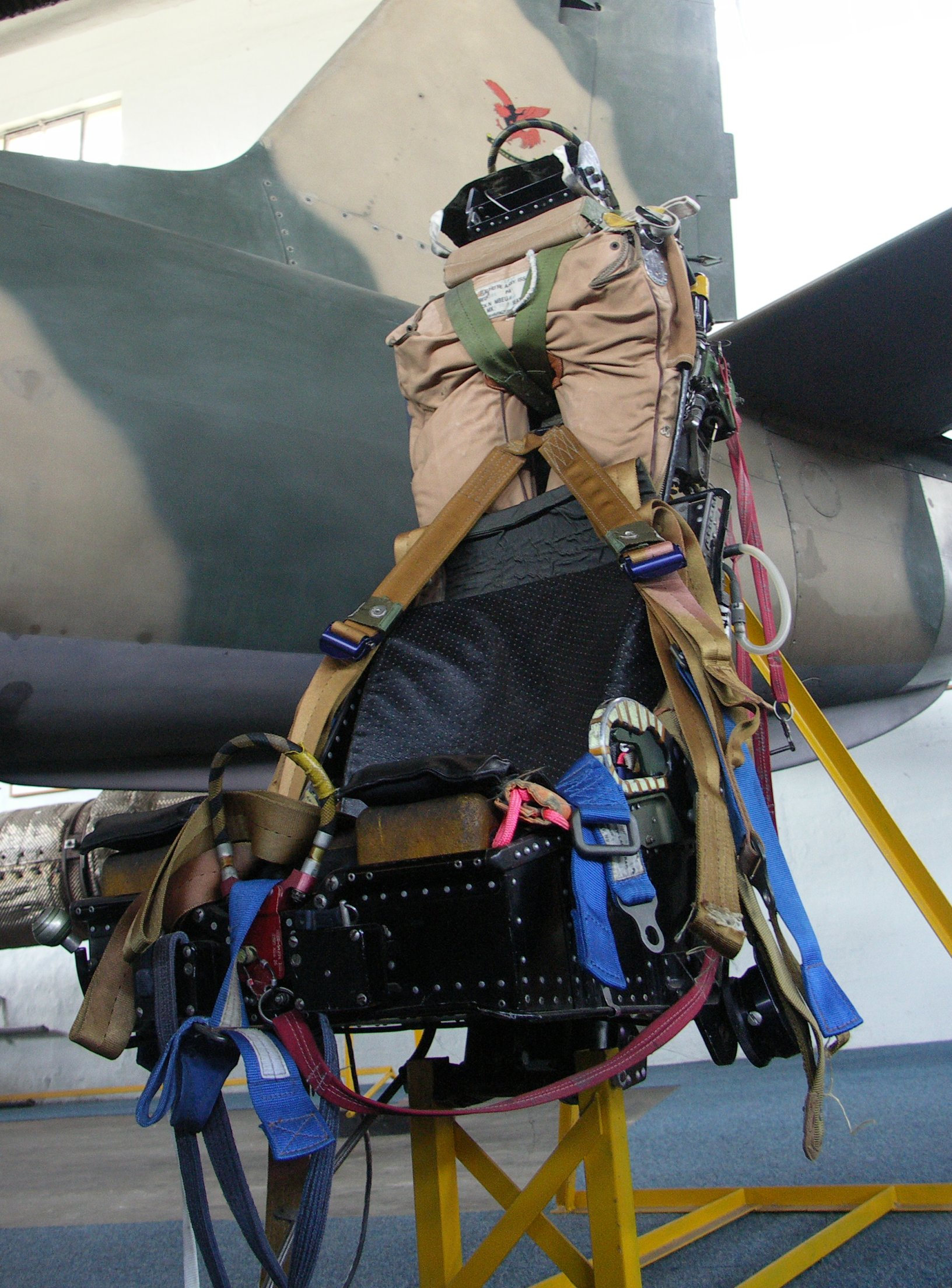 ejection seat office chair cordaroys bean bag chairs wiki everipedia