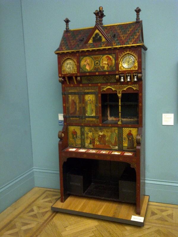 Furniture William Burges