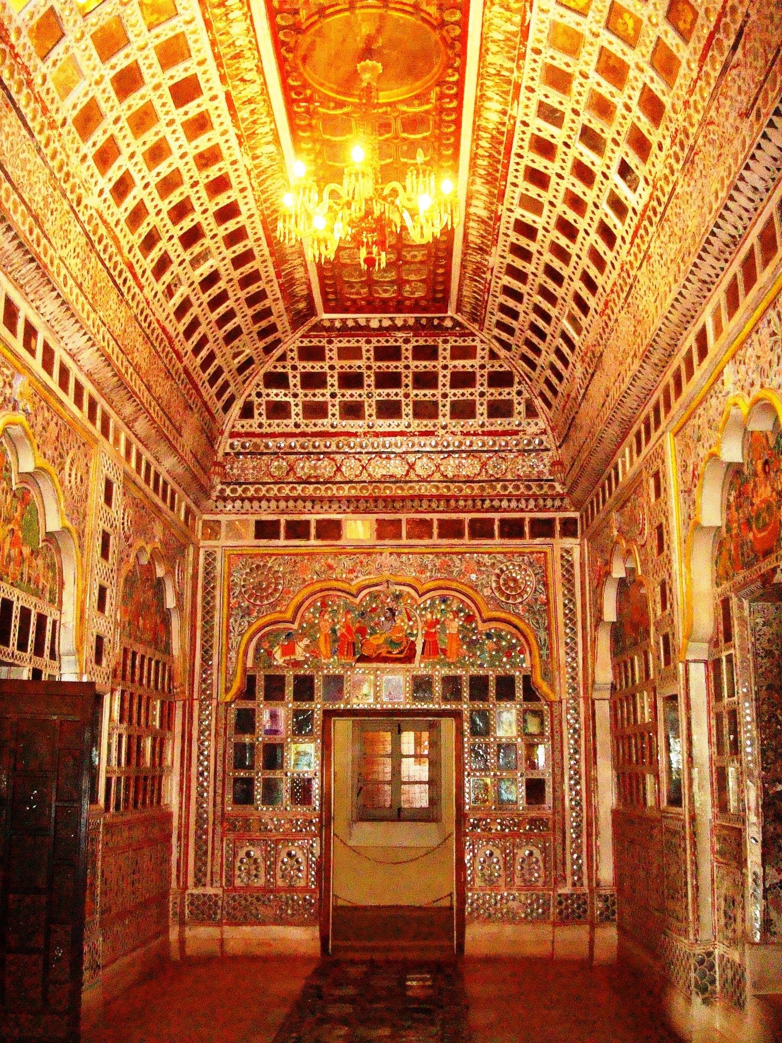FileSheesh Mahal at Mehrangarh Fort JodhpurJPG