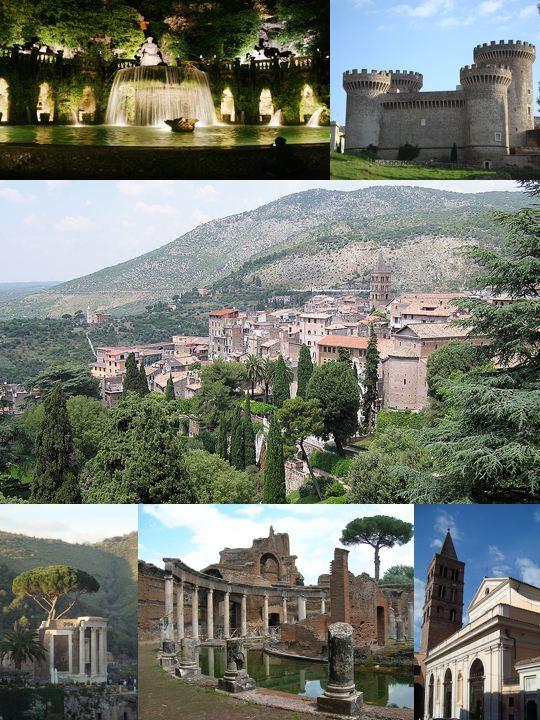 Tivoli Lazio  Wikipedia