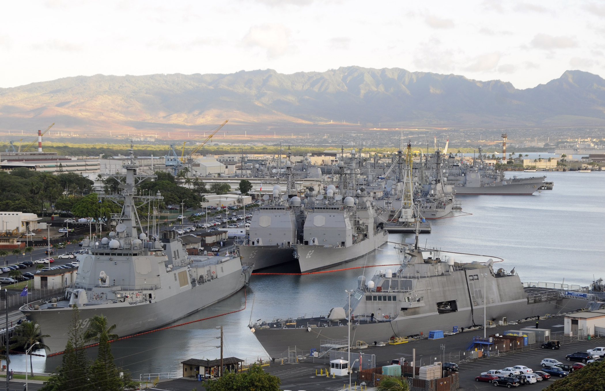 Naval Base Pearl Harbor Today