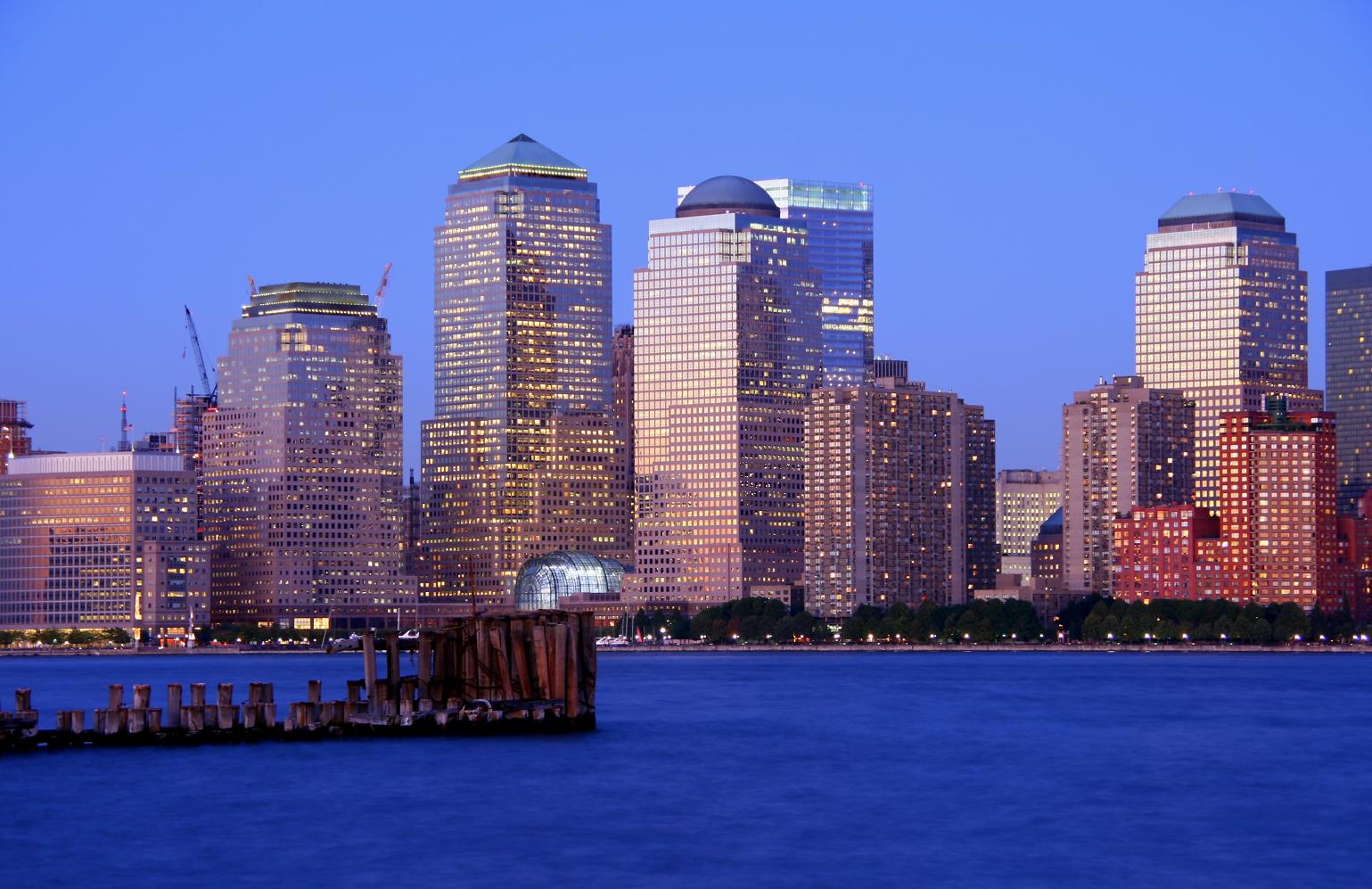 世界金融中心 (紐約市) - 維基百科。自由的百科全書