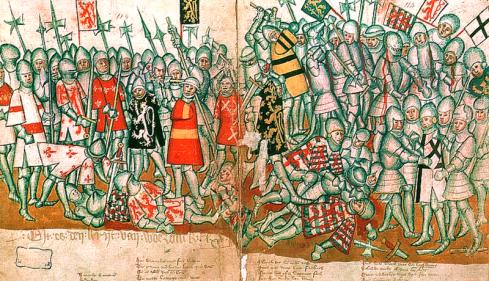 Battle of Worringen 1288
