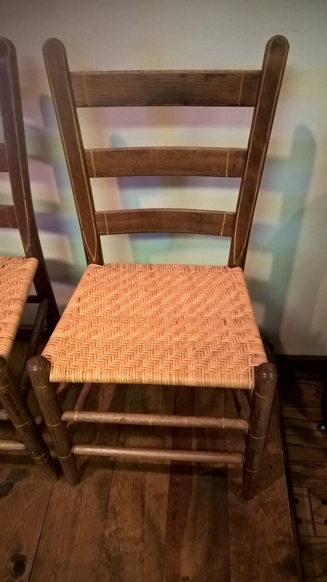 how to cane a chair covers office seats ladderback - wikipedia