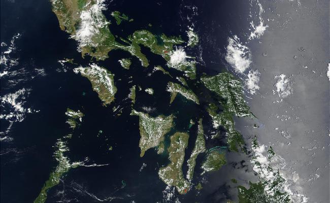 Geographie Der Philippinen Wikipedia