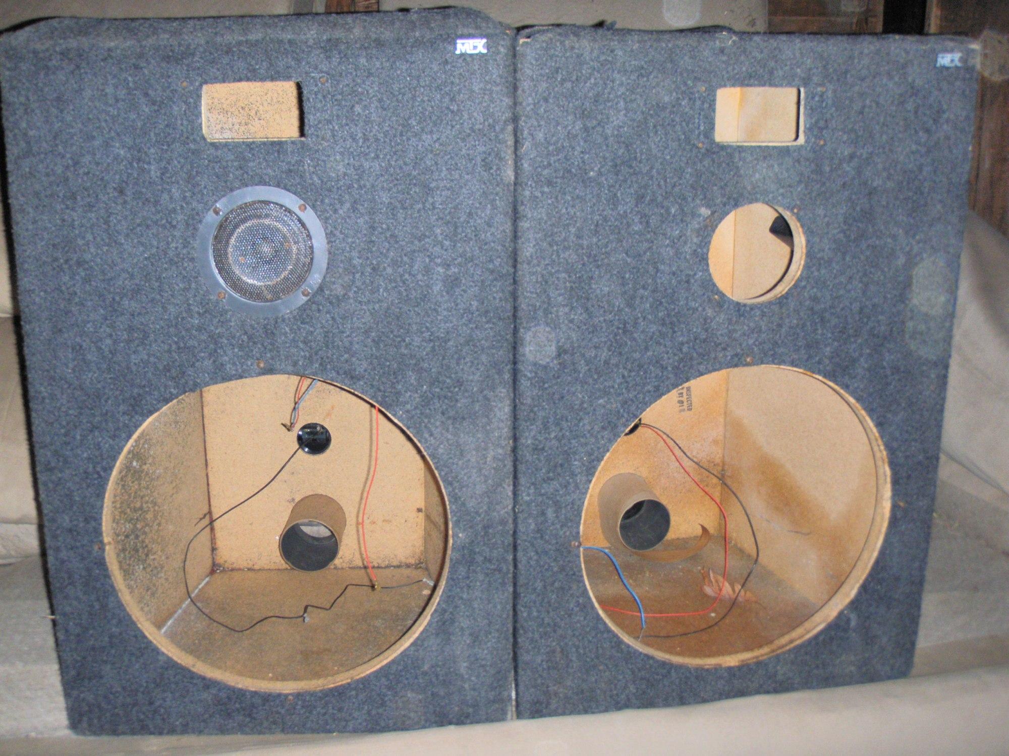 hight resolution of loudspeaker enclosure