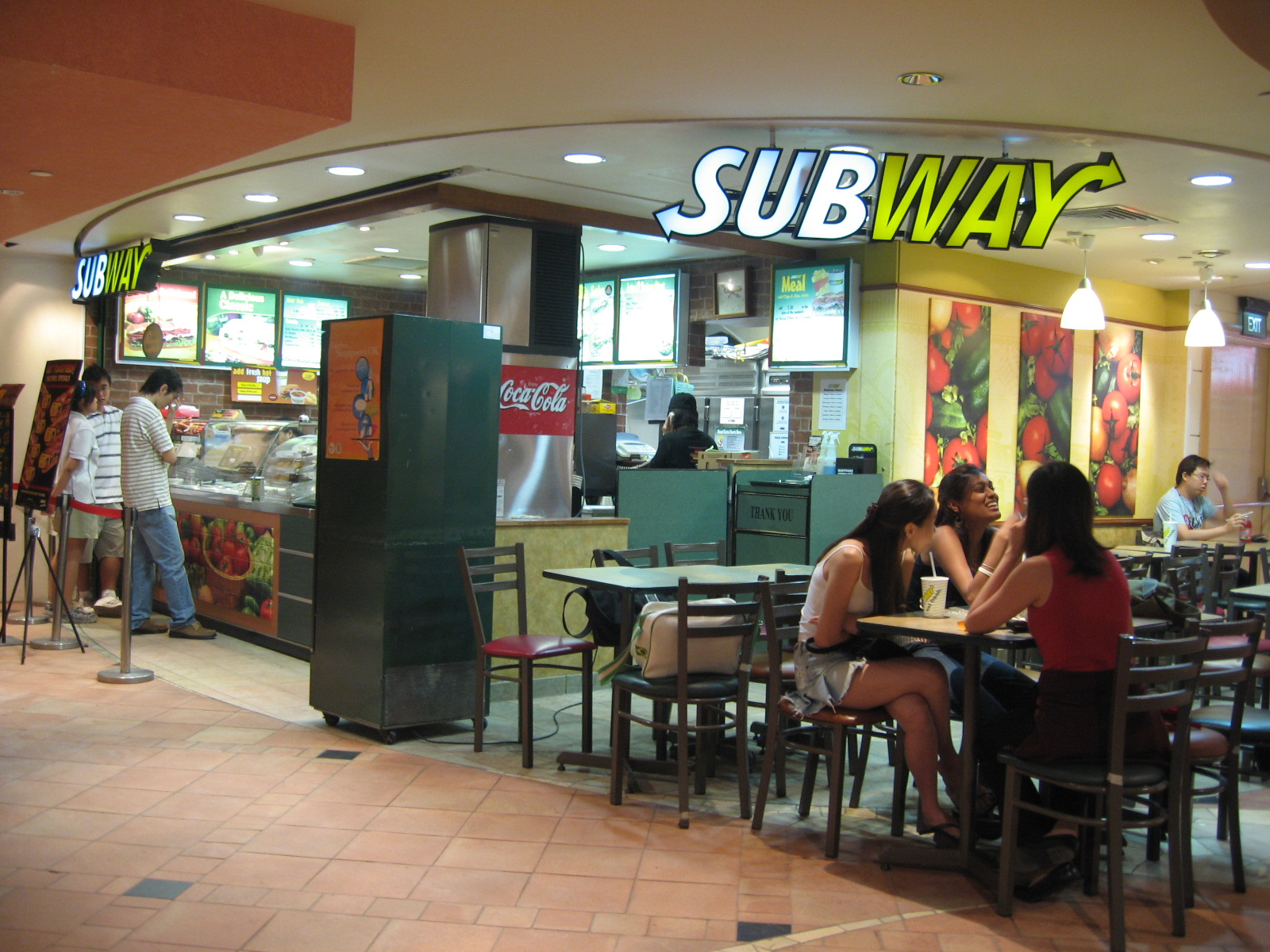 Subway (fastfoodketen)  Wikipedia