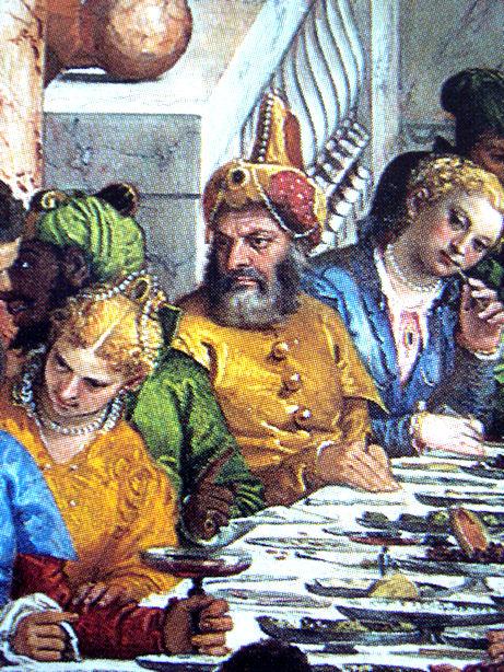 Les Noces De Cana Veronese : noces, veronese, File:Suleiman, Veronese, Wedding, 1563.jpg, Wikimedia, Commons