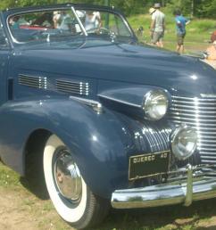 1940 cadillac series 62 2 door convertible [ 2177 x 1321 Pixel ]