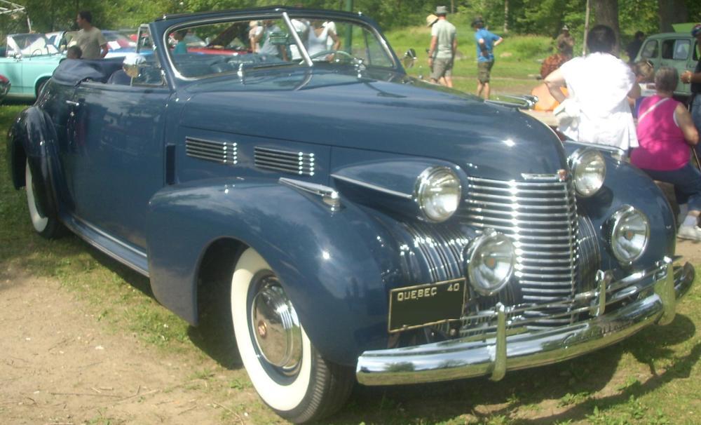medium resolution of 1940 cadillac series 62 2 door convertible