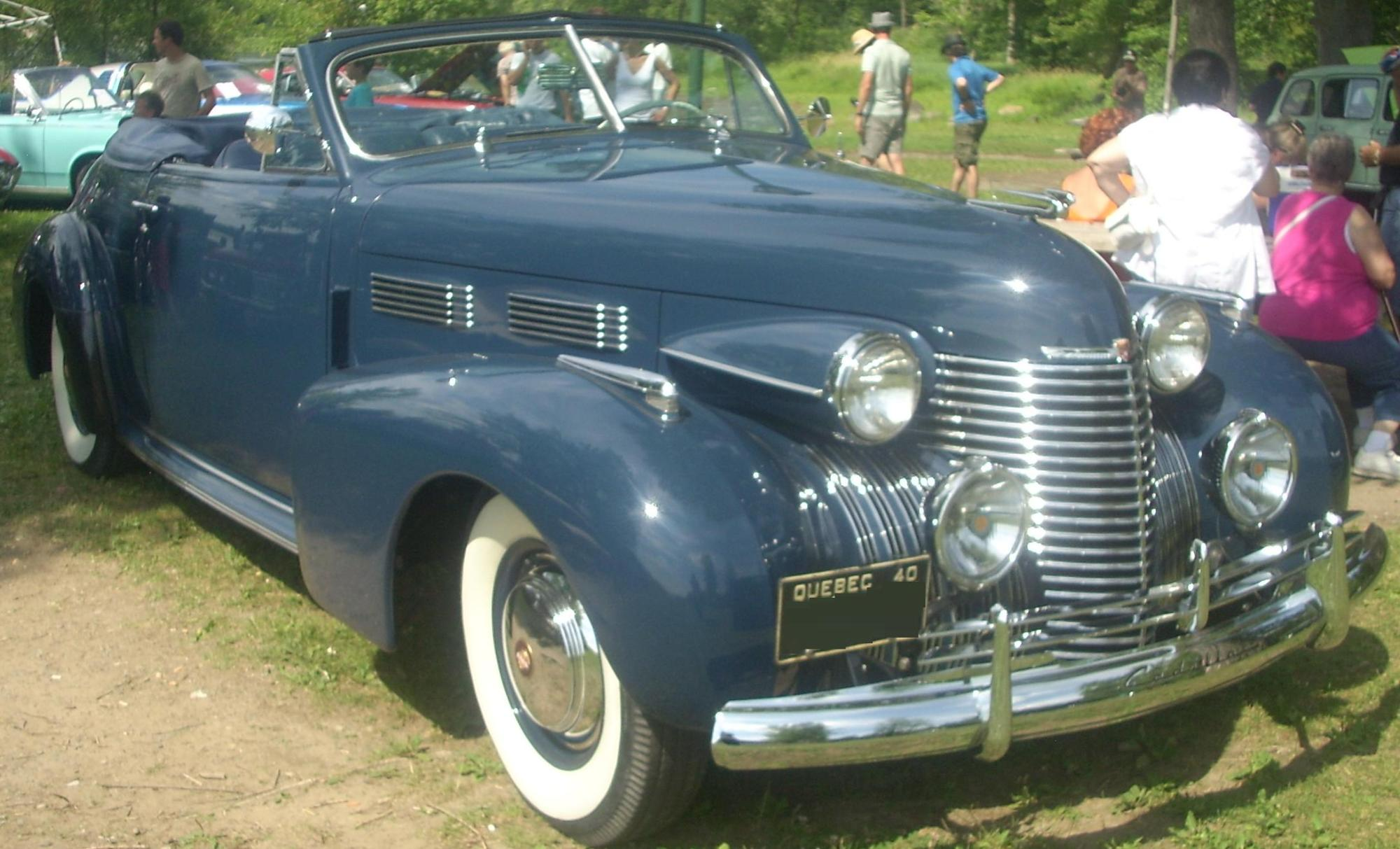 hight resolution of 1940 cadillac series 62 2 door convertible