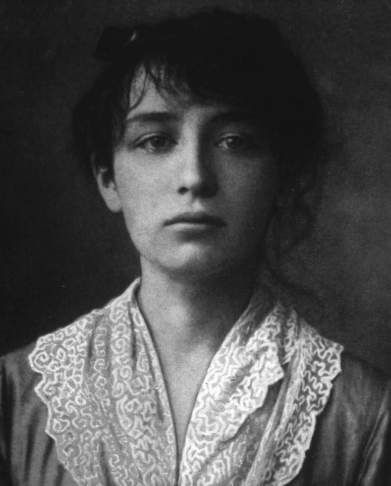 Camille Claudel (December 8, 1864 – October 19...