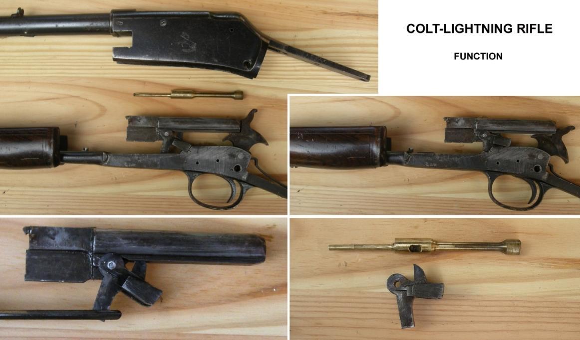 hight resolution of colt lightning carbine