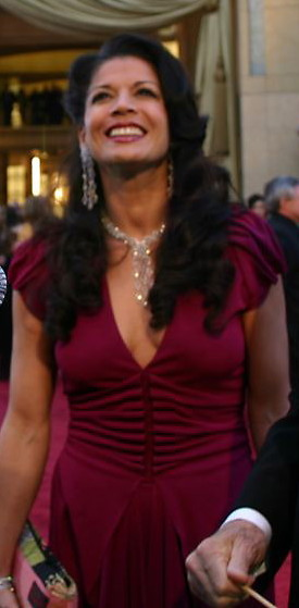 English: Dina Eastwood, wife of Clint Eastwood