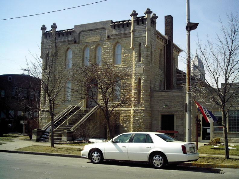 Kosciusko County Jail  Wikipedia