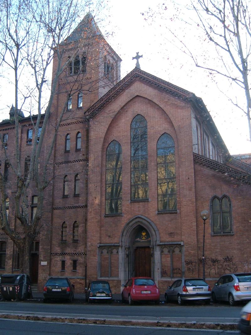 Chiesa del Corpus Domini Roma  Wikipedia