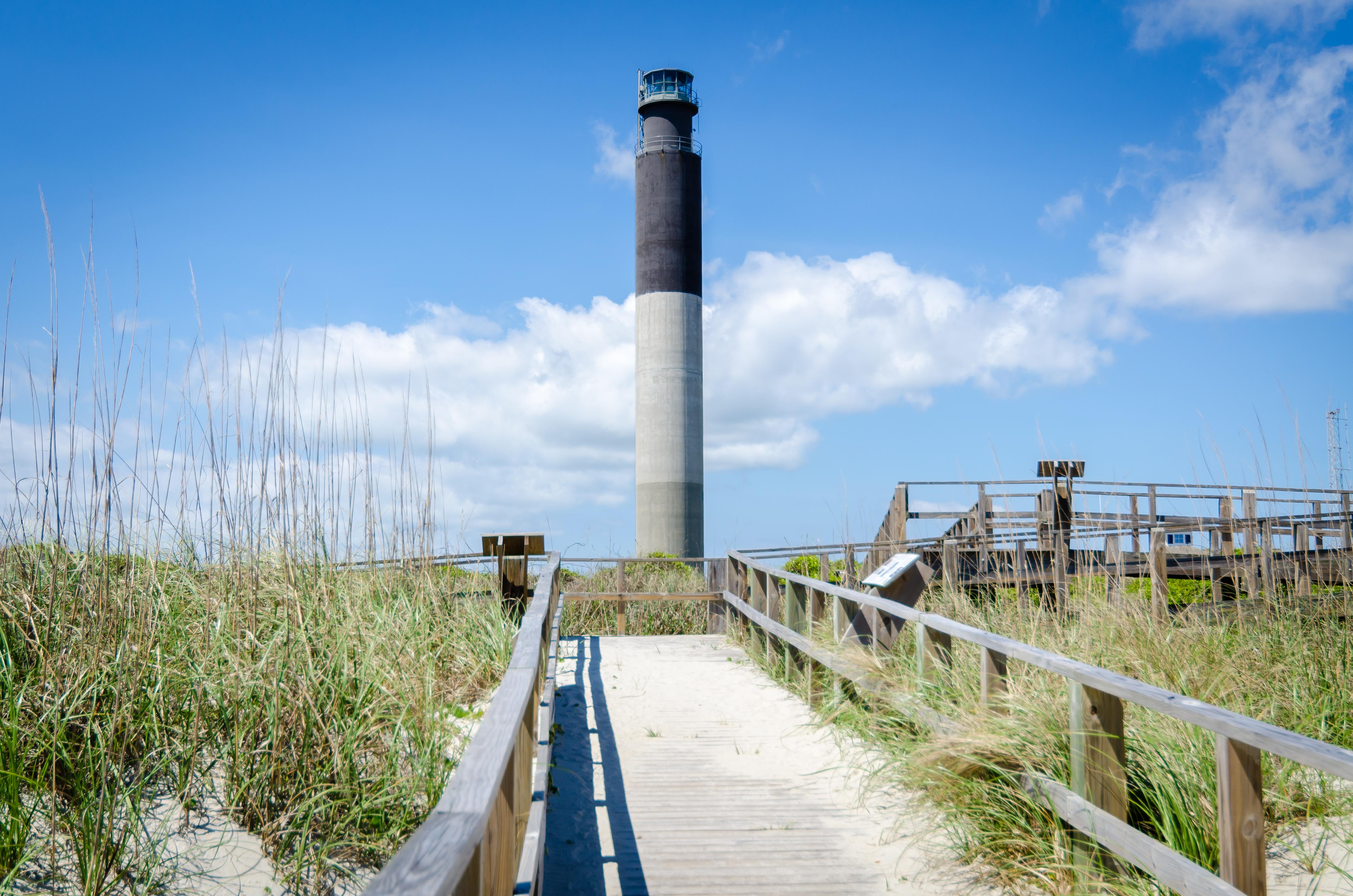 History Of Oak Island North Carolina - Global History Blog