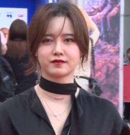 제22회 '부천국제영화제' 레드카펫 구혜선