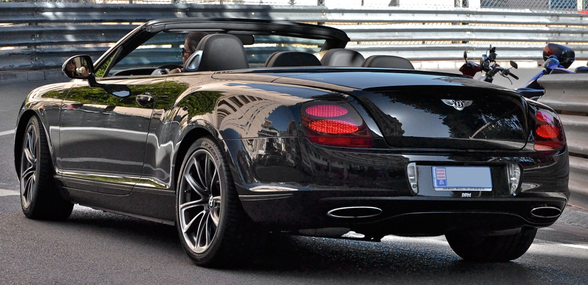 hight resolution of continental supersports convertible 2010 2011 edit