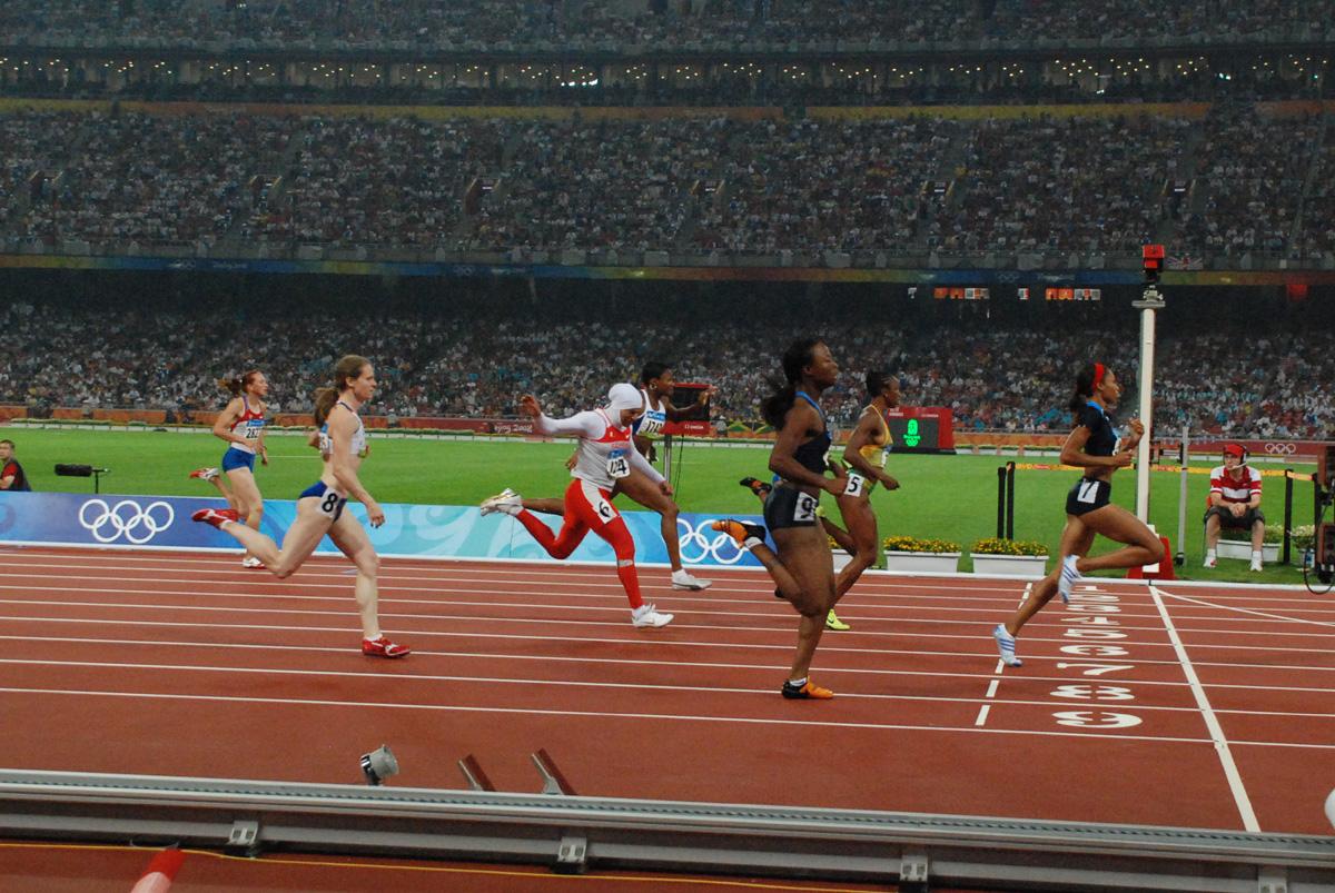Finish Line Sprint