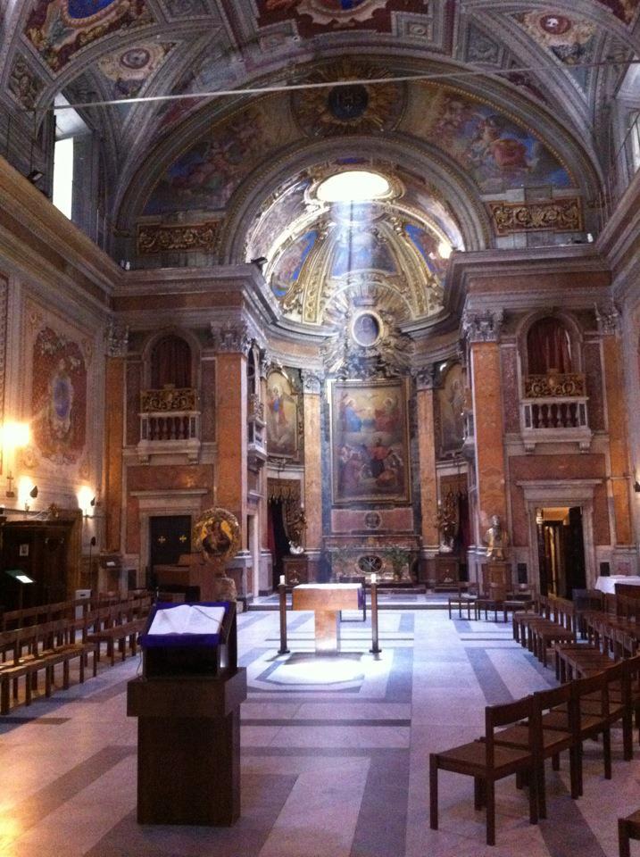 Oratory of San Francesco Saverio del Caravita  Wikipedia