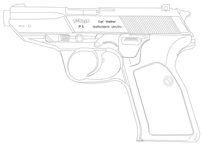 Walther-Pistolen