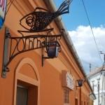 File Fish Restaurant Sign Soproni Street 2017 Mosonmagyarovar Jpg Wikimedia Commons