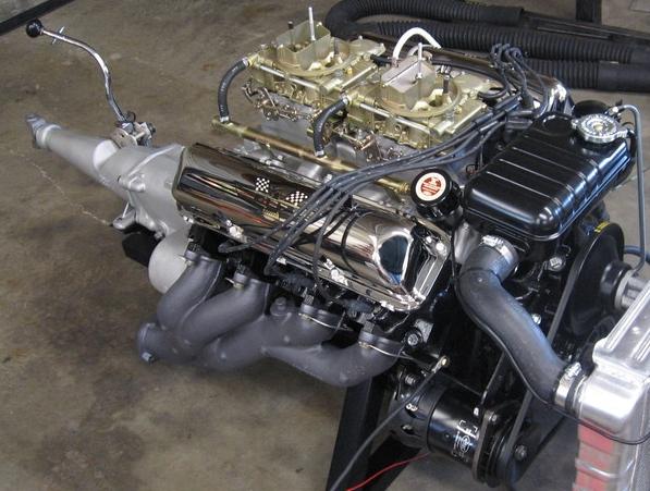 1973 Corvette Alternator Wiring Diagram Ford Fe Engine Wikipedia
