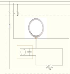 file how to wire circular fluorescent lamp jpg [ 1330 x 1200 Pixel ]
