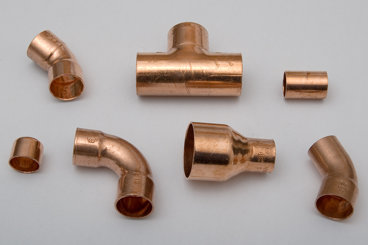 hight resolution of copper pipe fitting diagram