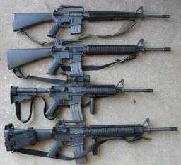 M16a1m16a2m4m16a45wi