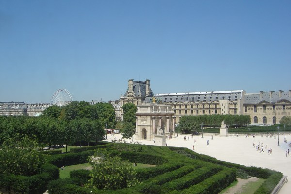 Tuileries Garden Paris