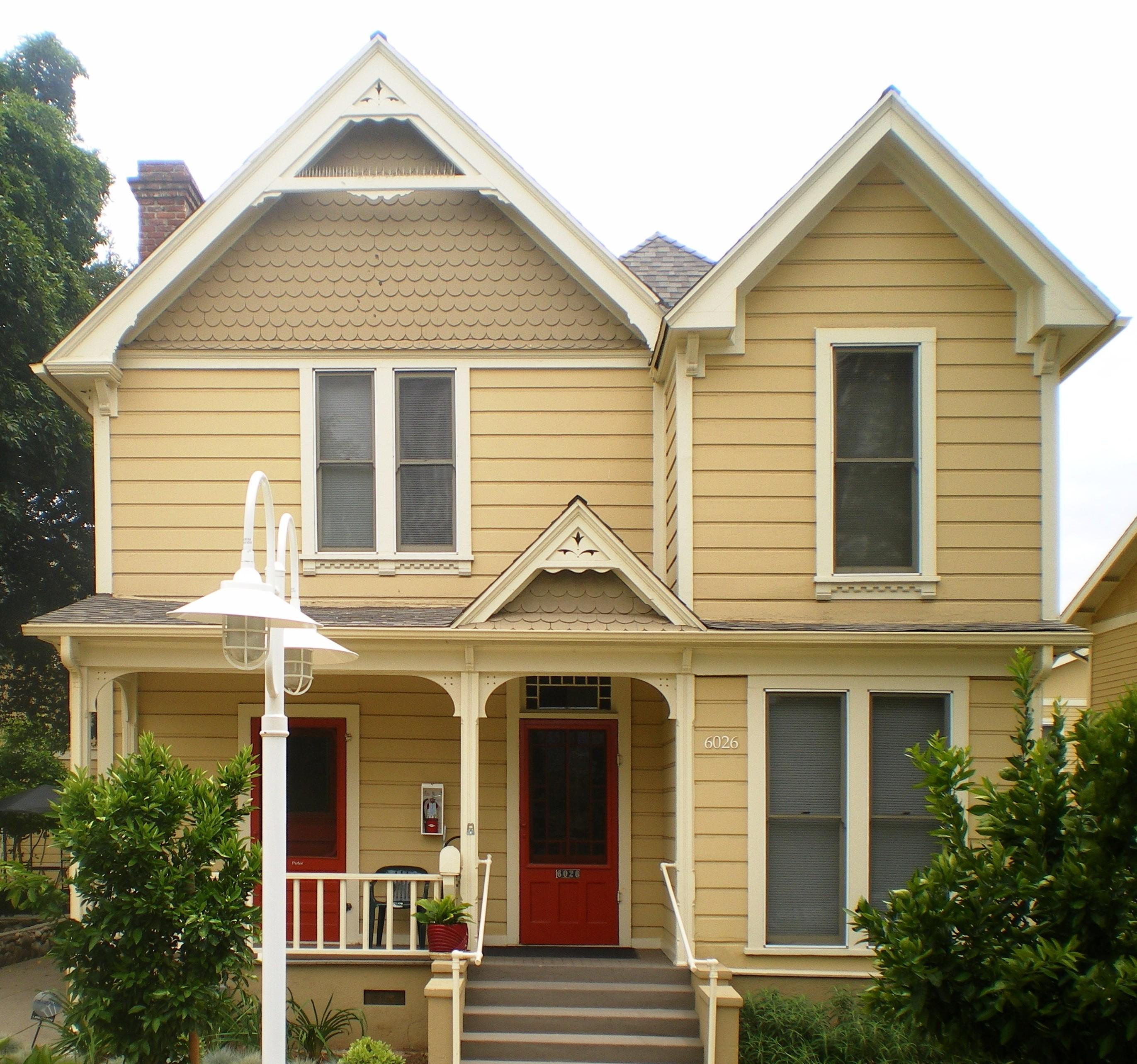 Filepisgah Home Historic District, Highland Parkjpg