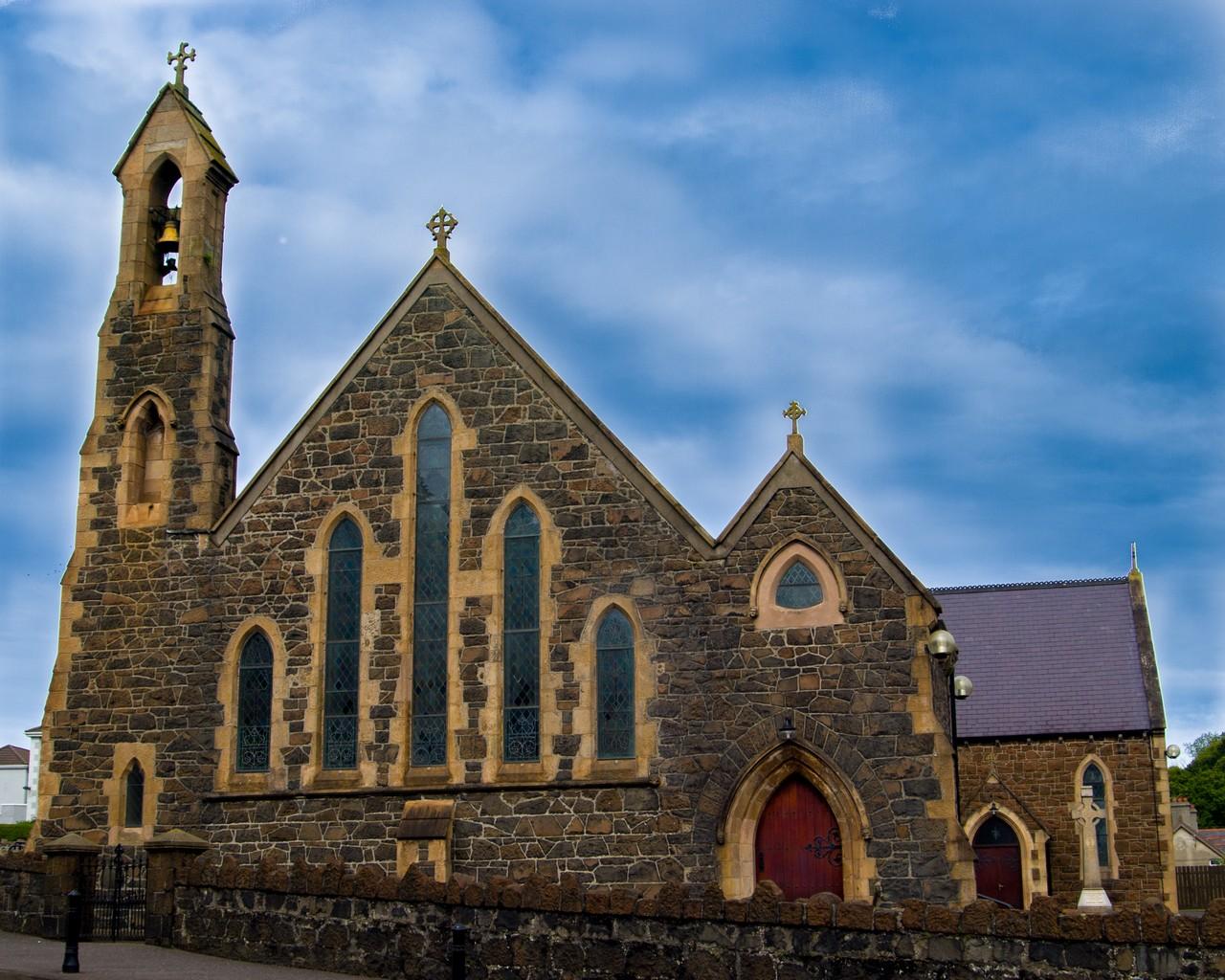 FileSt MacNissis Church Larnejpg  Wikimedia Commons