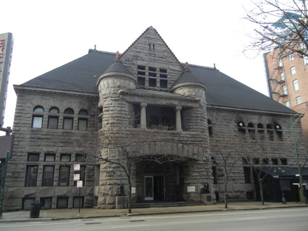 Chicago Historical Society Museum
