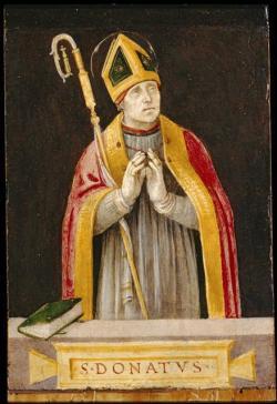 sveti Donat - škof