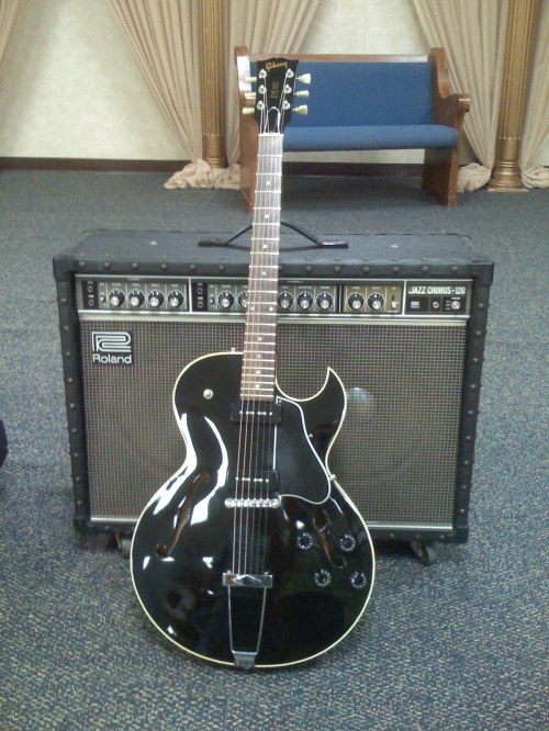 small resolution of gibson es 135