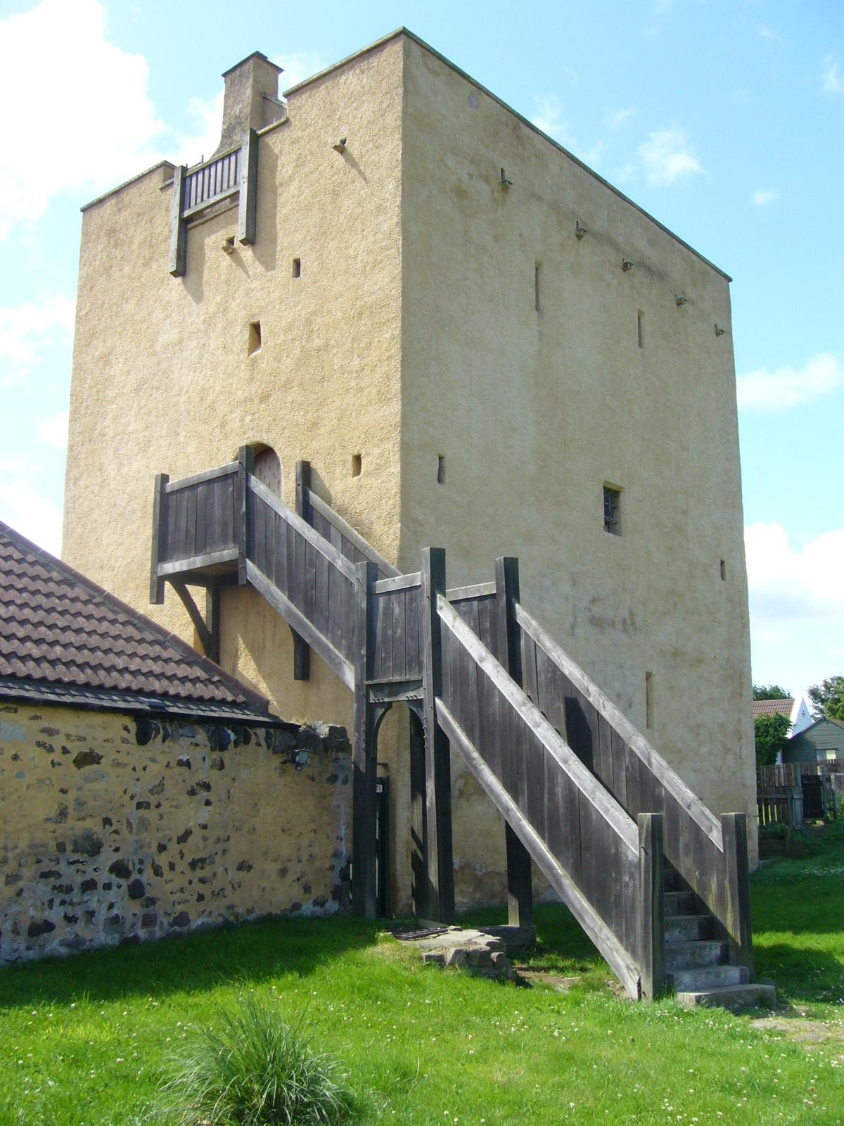 Liberton Tower  Wikipedia