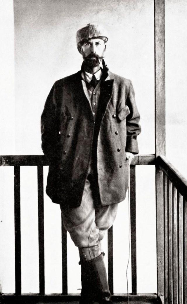 Percival « Percy » Harrison Fawcett