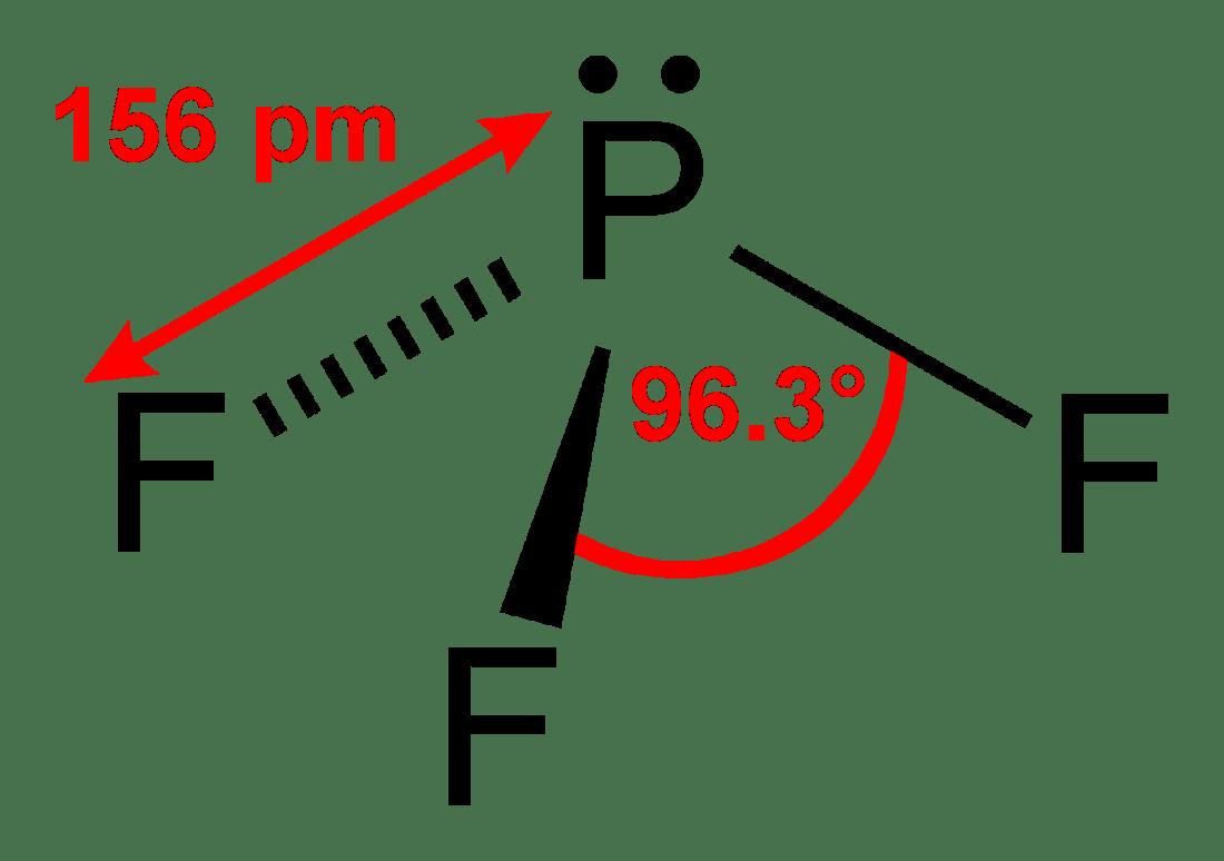 Trifluoruro Di Fosforo