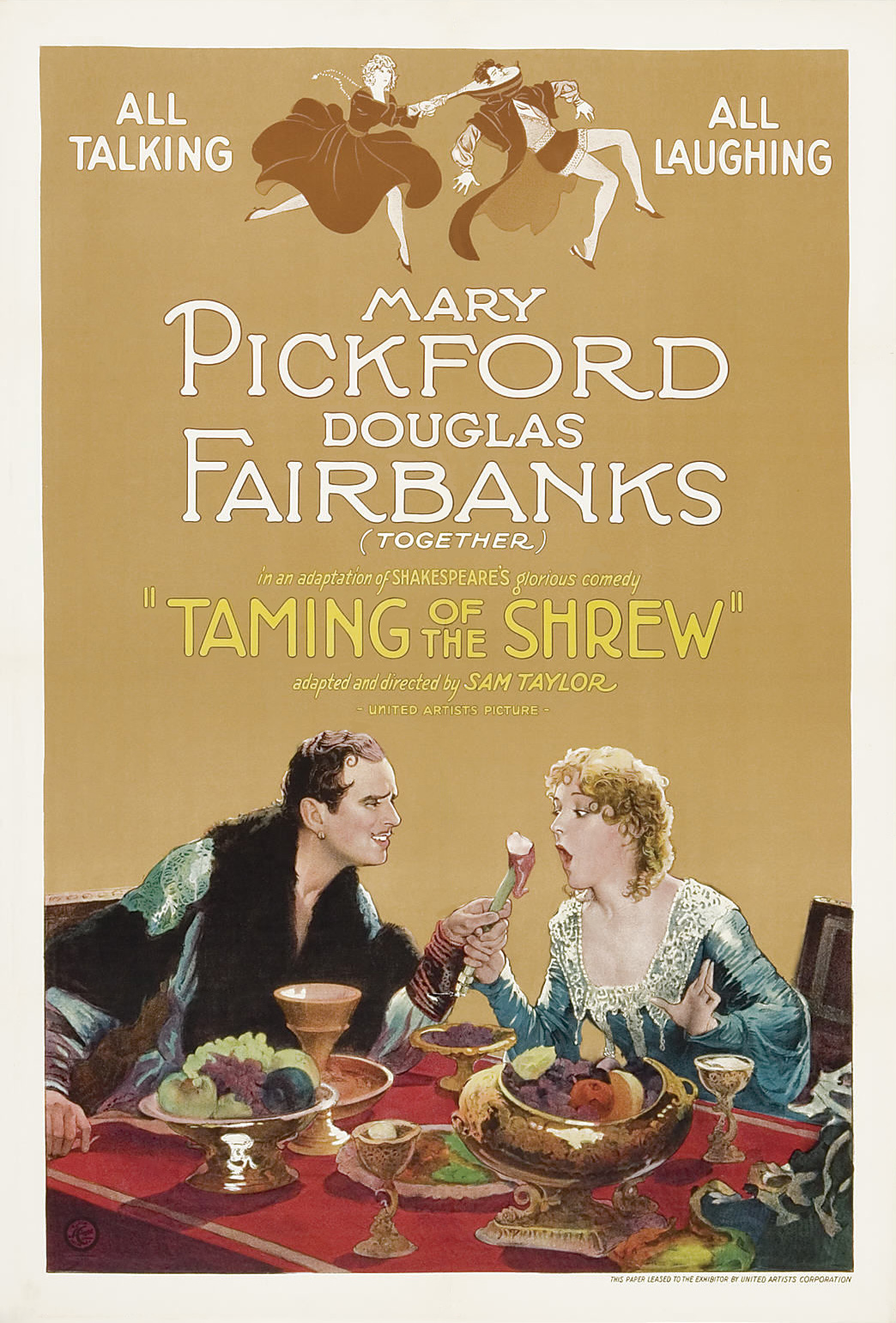 The Taming Of The Shrew On Screen