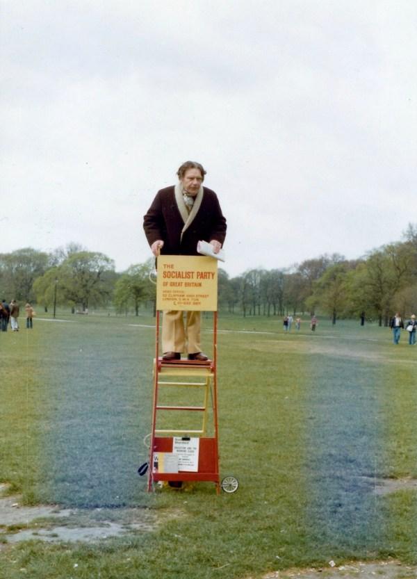 File Speakers Corner Socialist Hyde Park