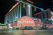 California Hotel and Casino Las Vegas