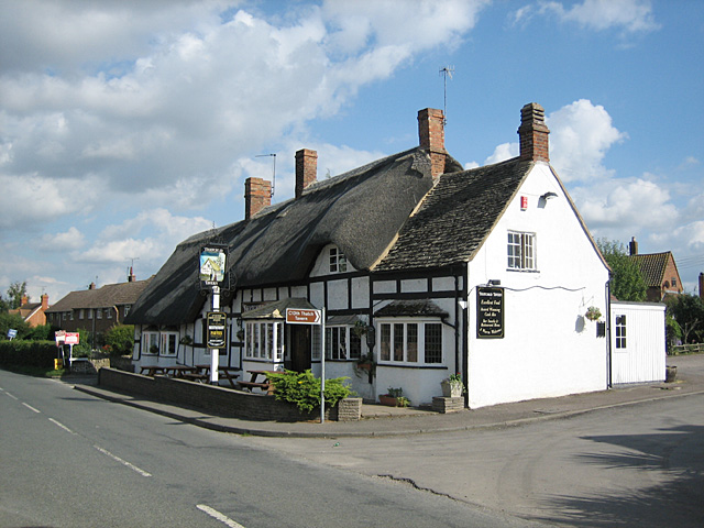 The Thatched Tavern, Honeybourne, Worcestershire