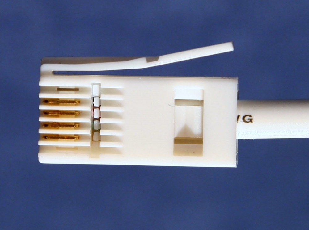 medium resolution of rj45 wiring connection